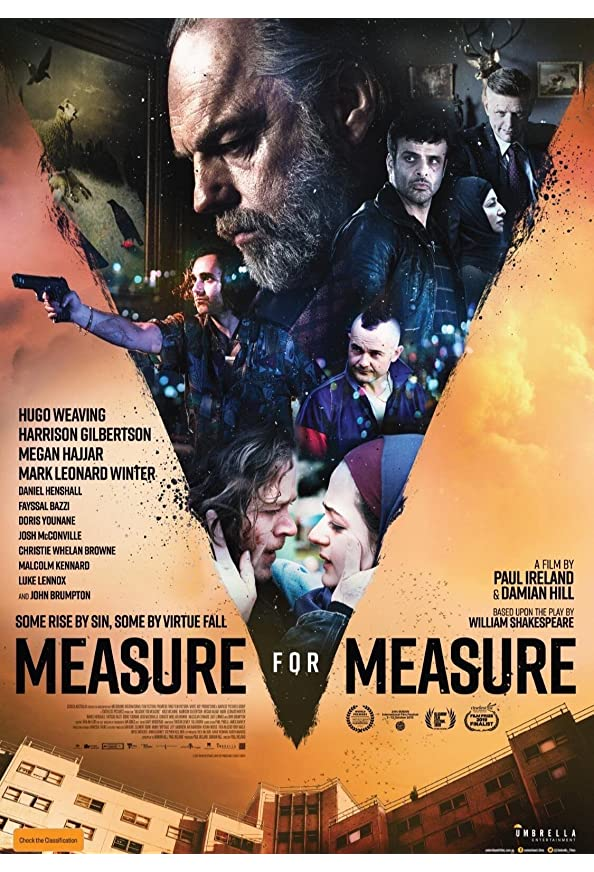 Measure for Measure kapak