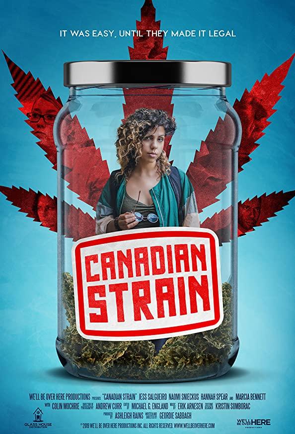 Canadian Strain kapak