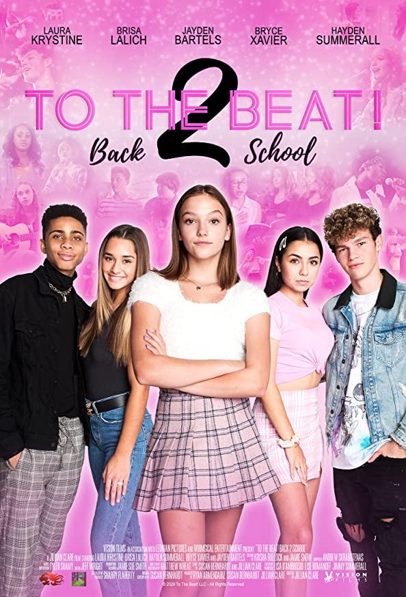 To the Beat!: Back 2 School kapak