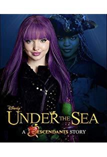 Under the Sea: A Descendants Story kapak