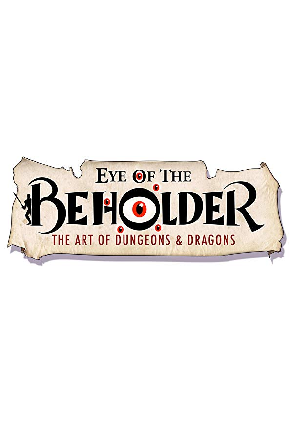 Eye of the Beholder: The Art of Dungeons & Dragons kapak