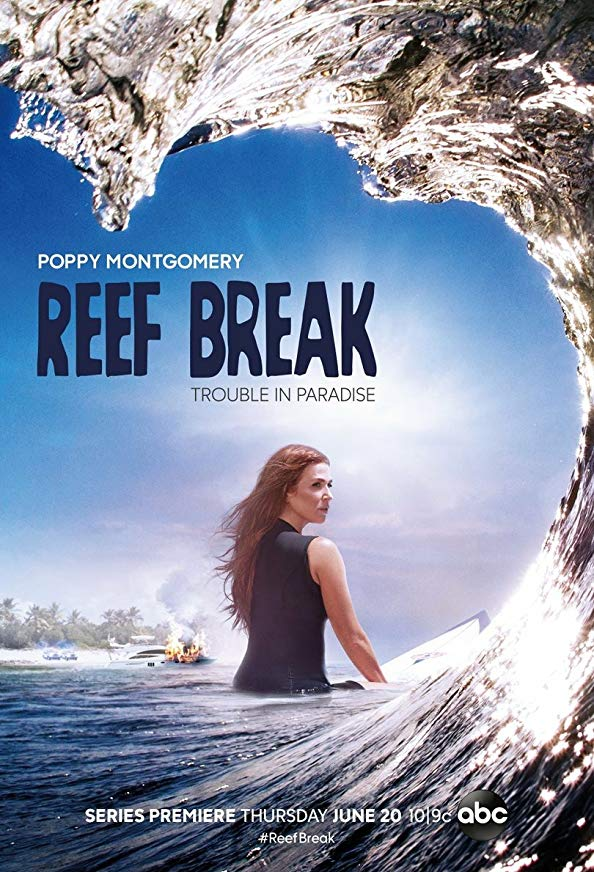 Reef Break kapak