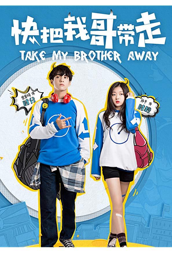 Take My Brother Away kapak
