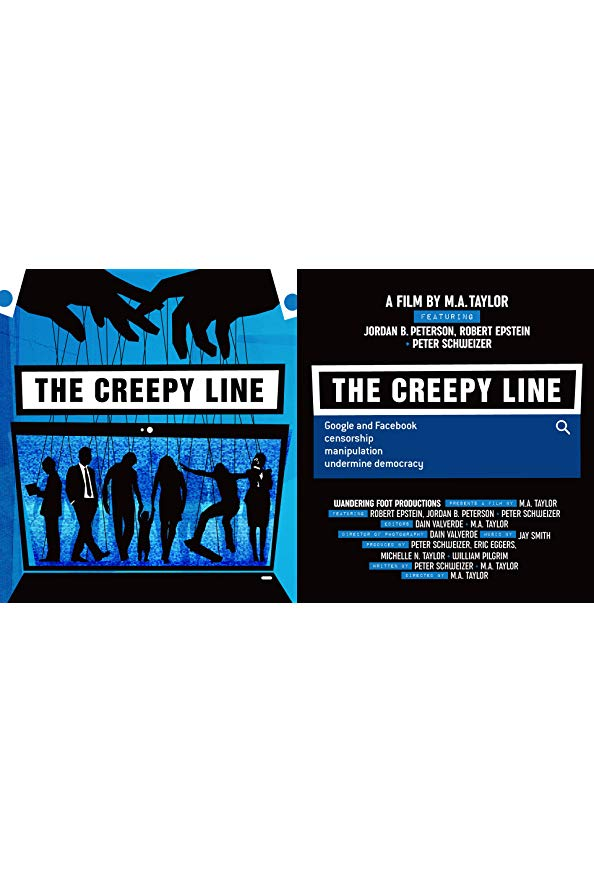 The Creepy Line kapak