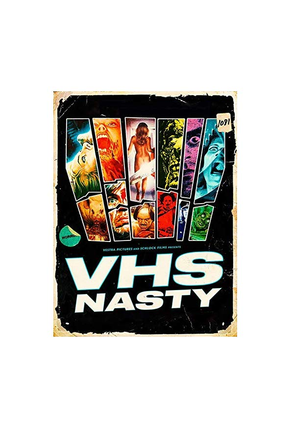 VHS Nasty kapak