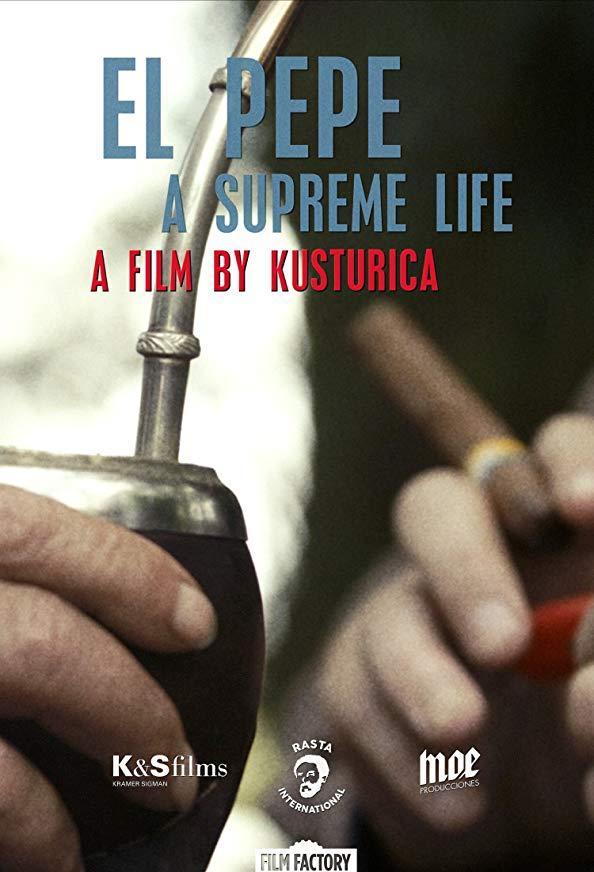 El Pepe: A Supreme Life kapak