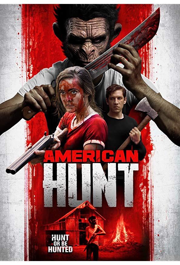 American Hunt kapak