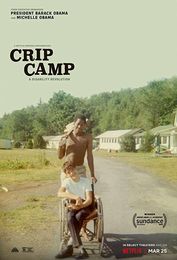 Crip Camp kapak