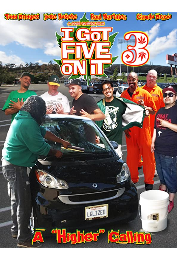 I Got Five on it 3 kapak