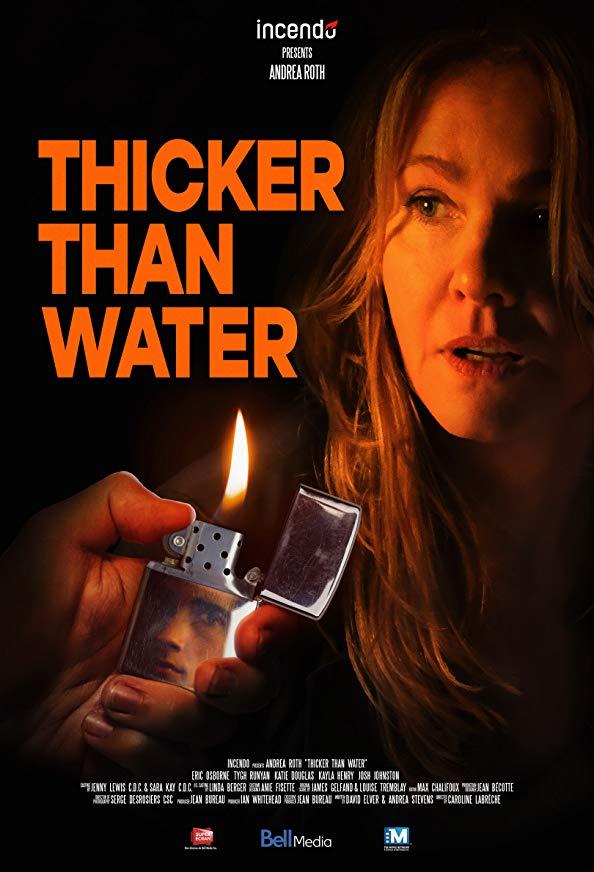 Thicker Than Water kapak