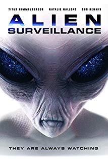 Alien Surveillance kapak