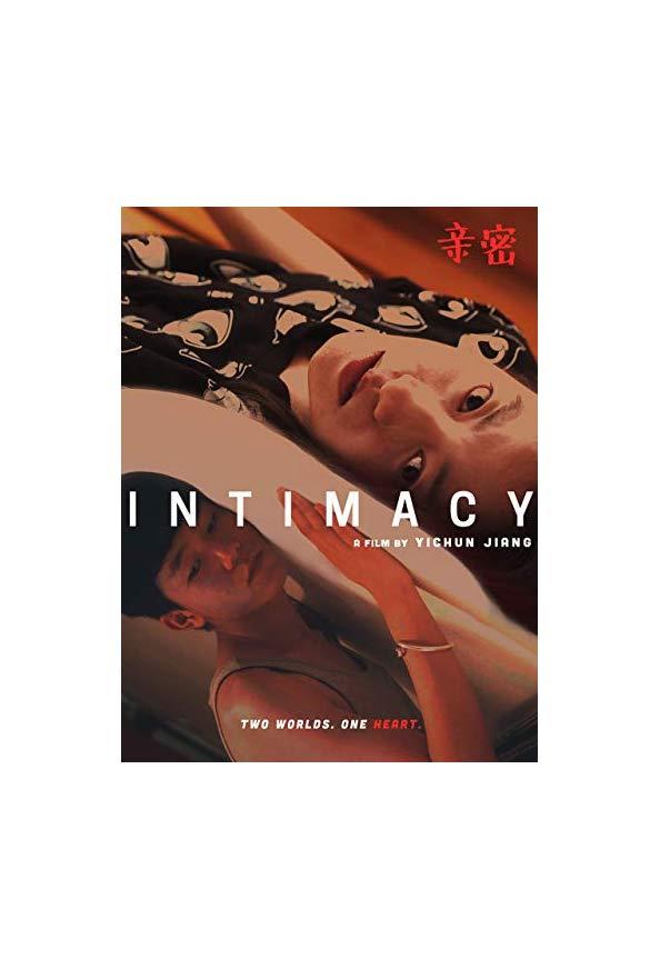 Intimacy kapak