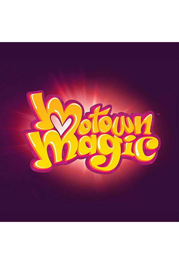 Motown Magic kapak