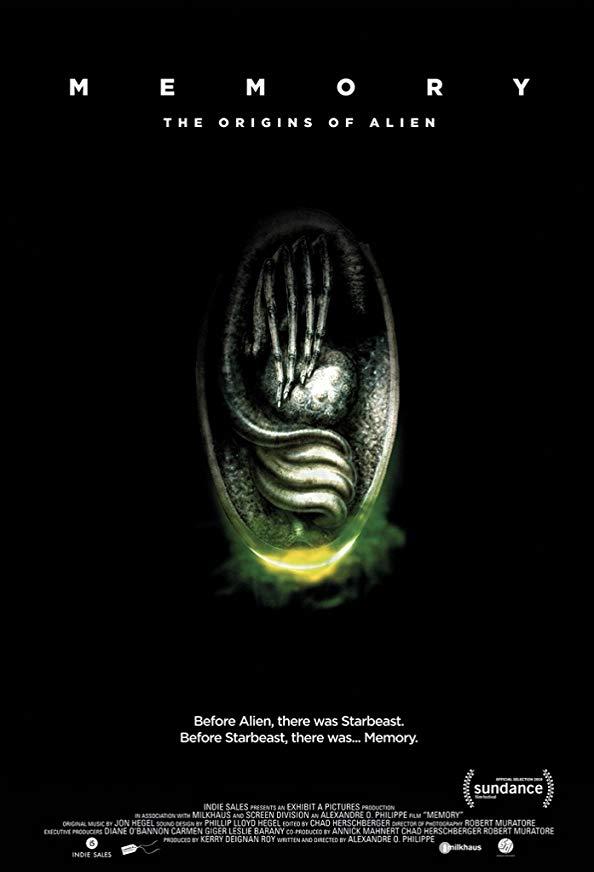 Memory: The Origins of Alien kapak