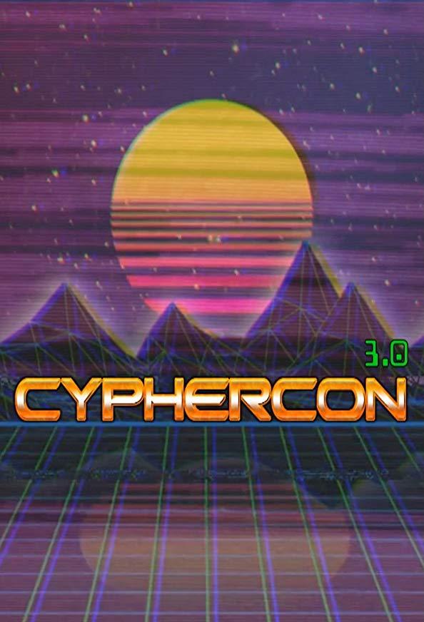 Hackers of CypherCon kapak