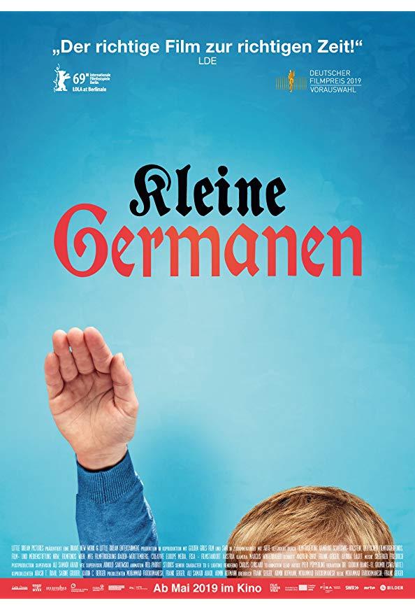 Kleine Germanen - Eine Kindheit in der rechten Szene kapak