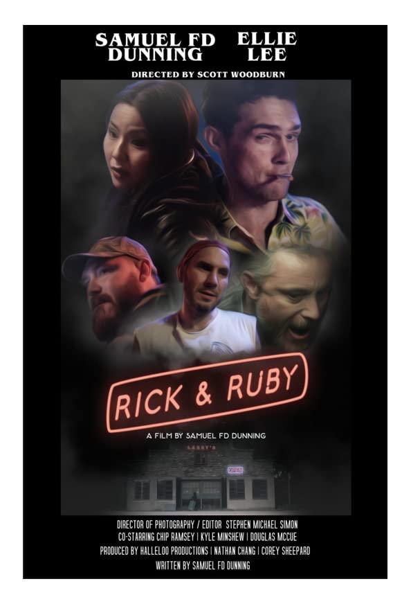 Rick and Ruby kapak