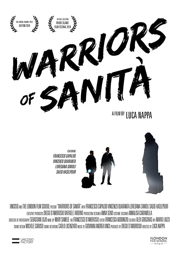 Warriors of Sanità kapak