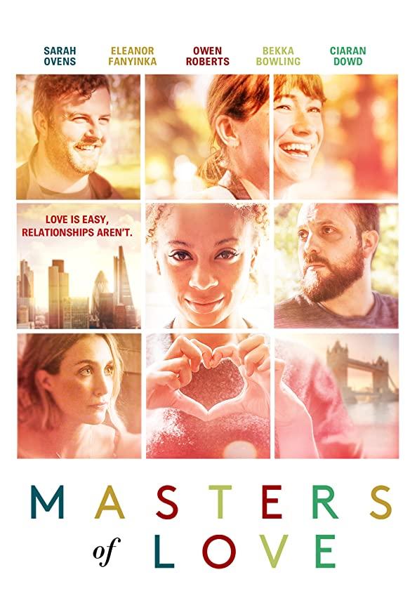 Masters of Love kapak