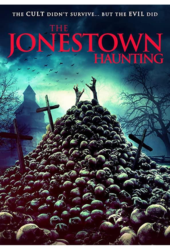 The Jonestown Haunting kapak
