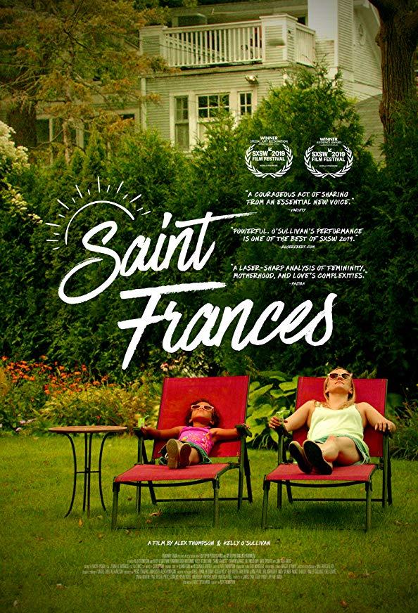Saint Frances kapak