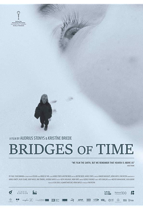 Bridges of Time kapak