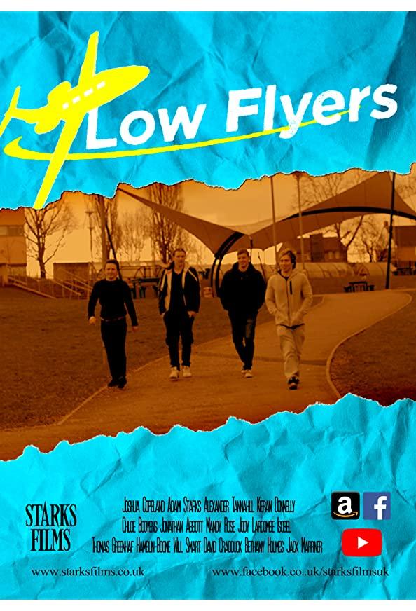 Low Flyers kapak