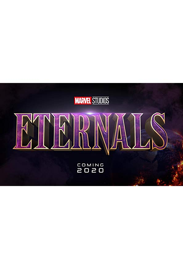 Eternals kapak