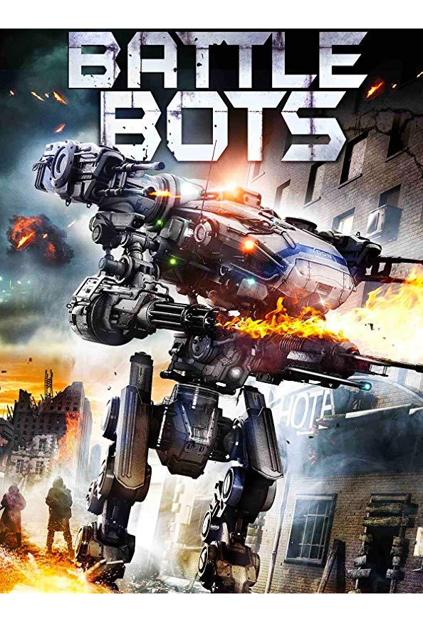 Battle Bots kapak