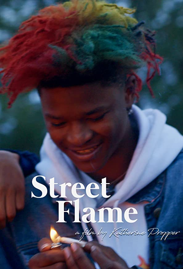 Street Flame kapak