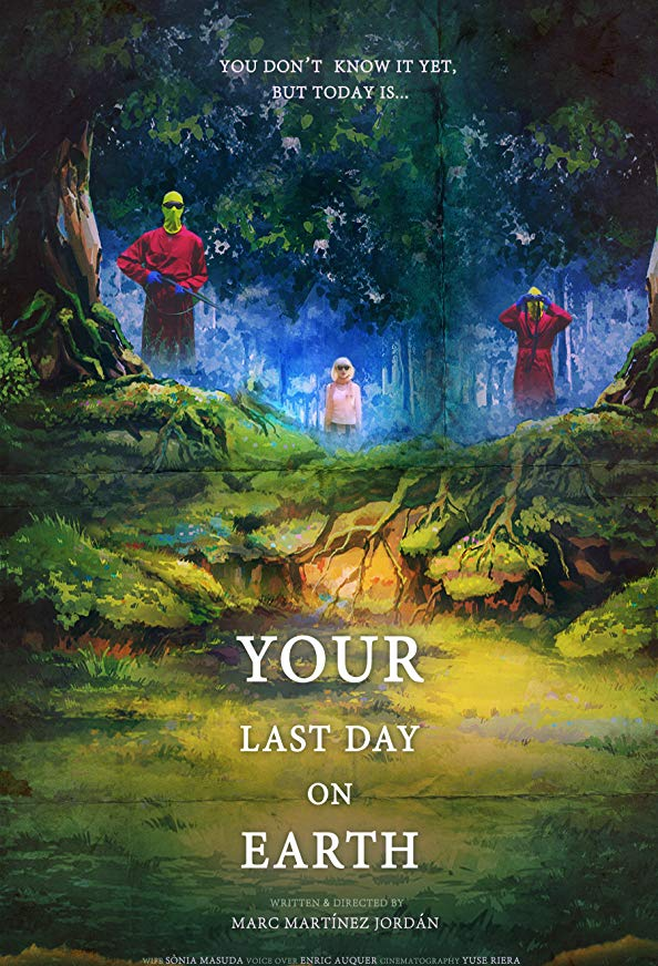 Your last day on earth kapak