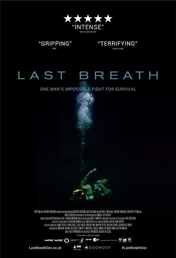 Last Breath kapak