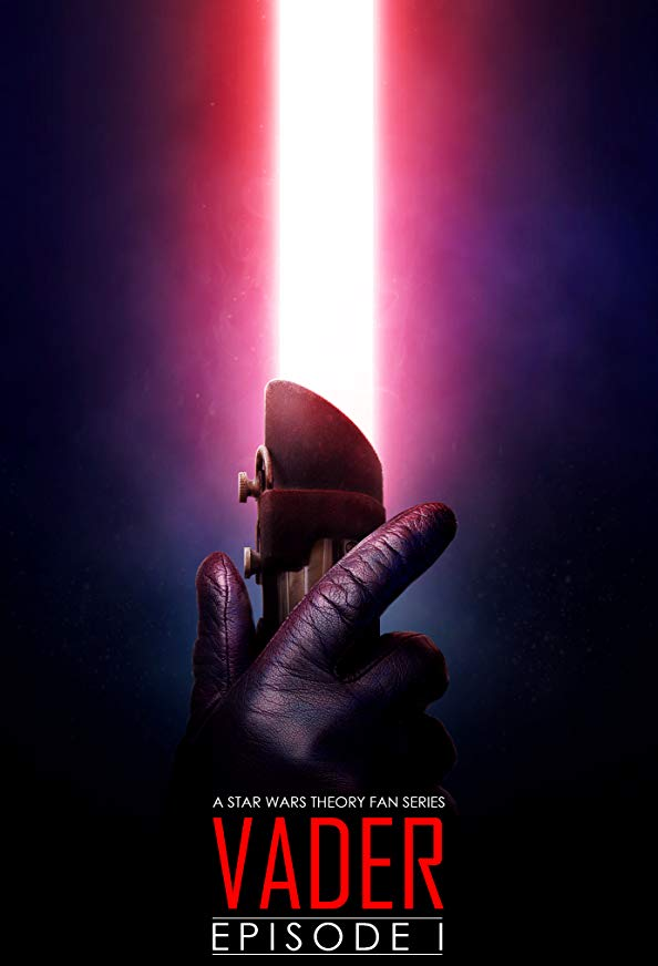 Vader: A Star Wars Theory Fan Film kapak