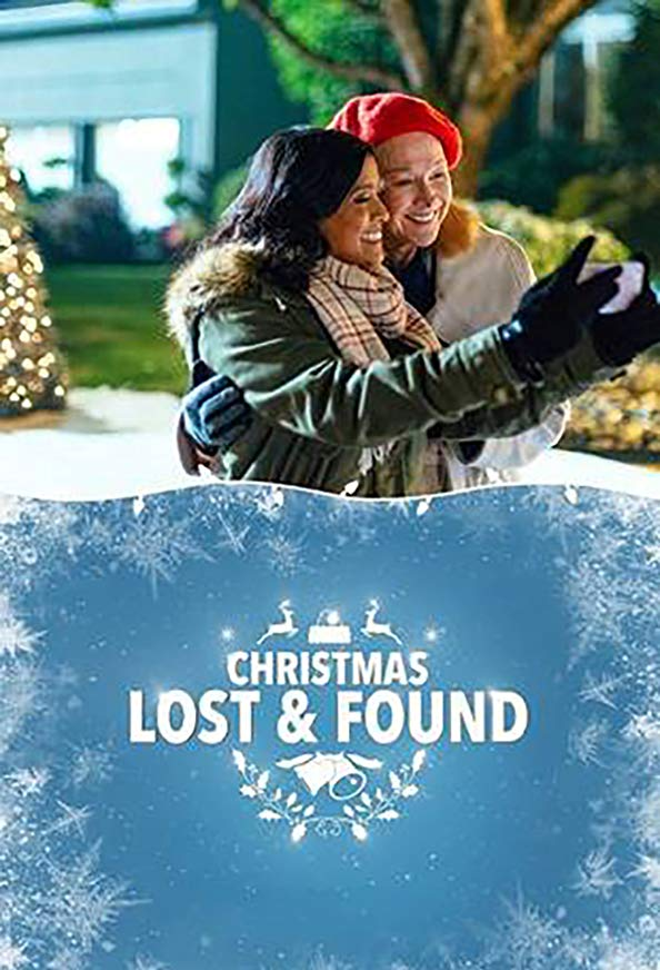 Christmas Lost and Found kapak
