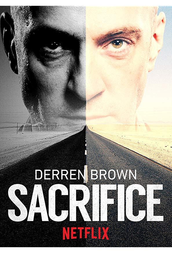Derren Brown: Sacrifice kapak