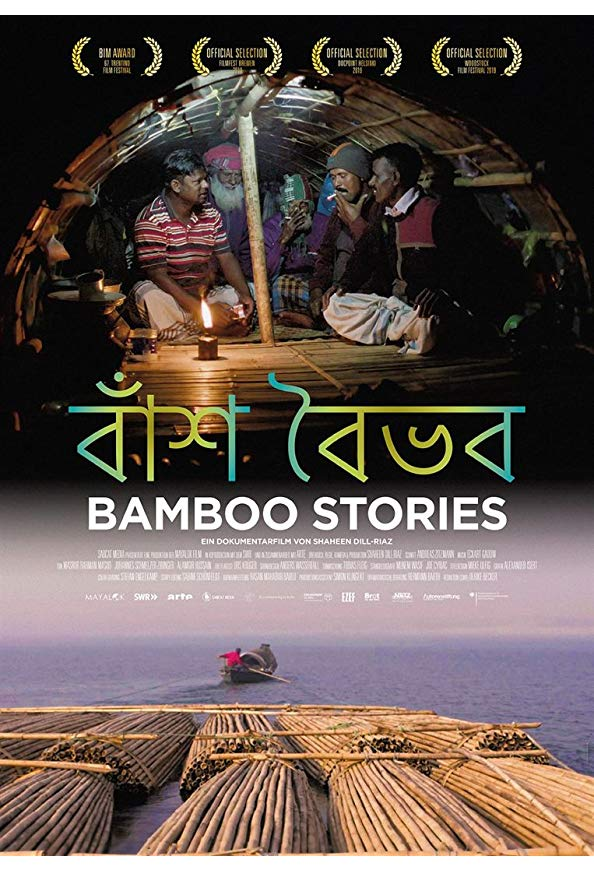 Bamboo Stories kapak