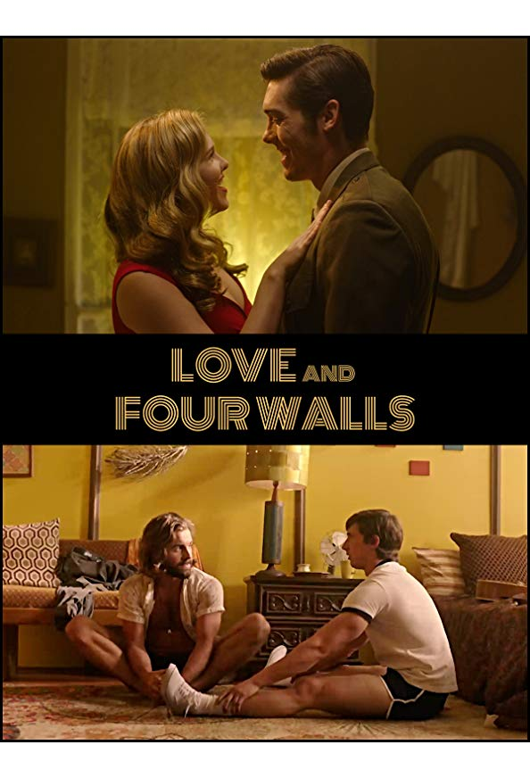 Love and Four Walls kapak