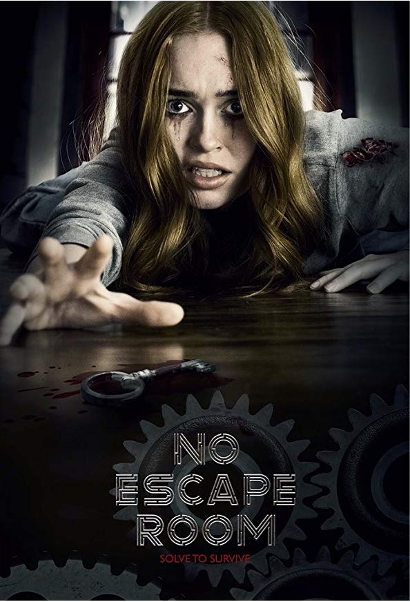 No Escape Room kapak
