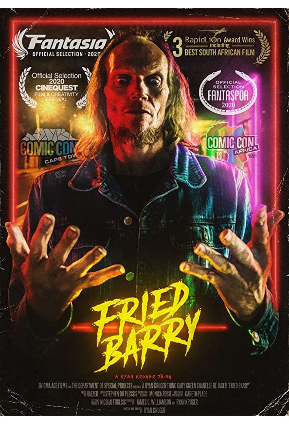 Fried Barry kapak