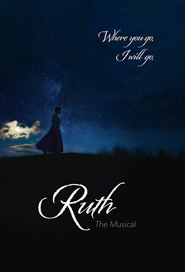 Ruth the Musical kapak