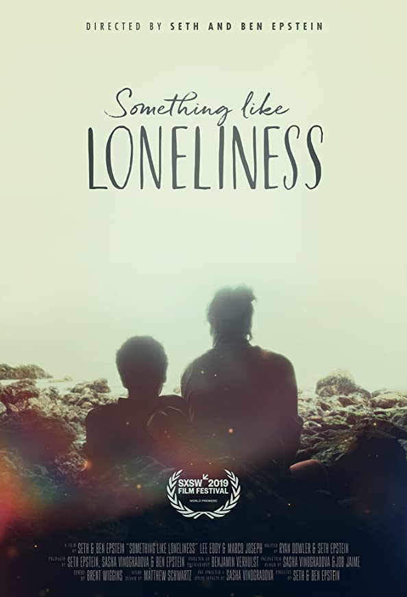 Something Like Loneliness kapak