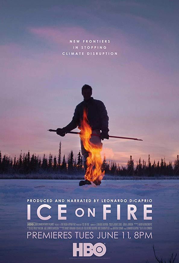 Ice on Fire kapak