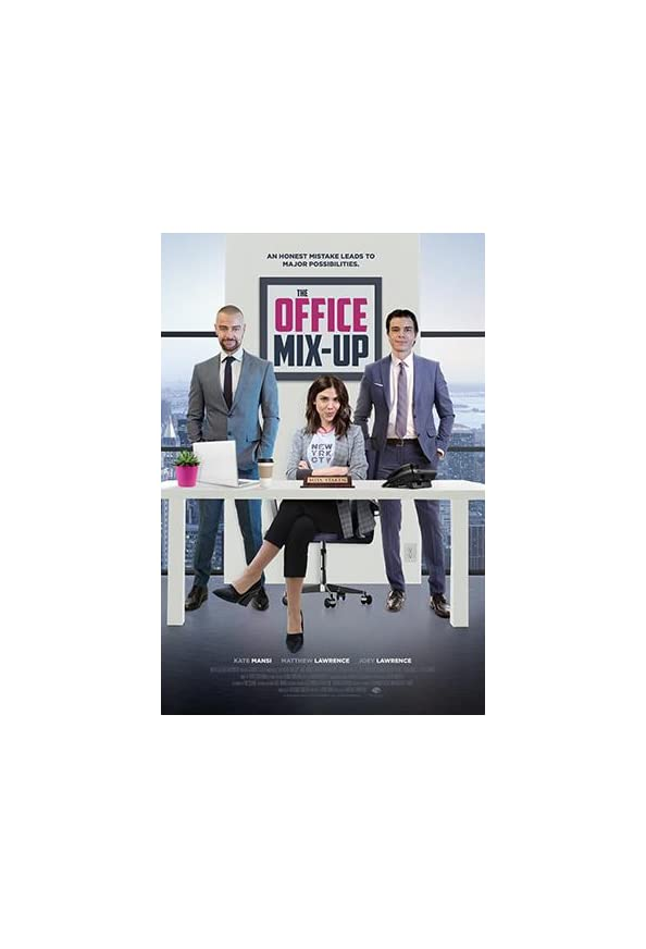 The Office Mix-Up kapak