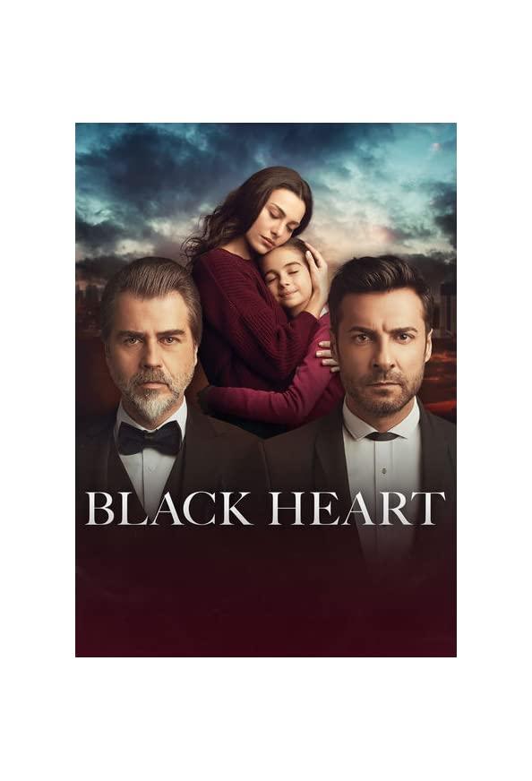 Black Heart kapak