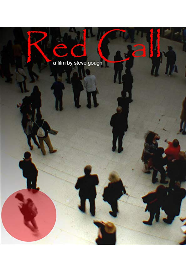 Red Call kapak