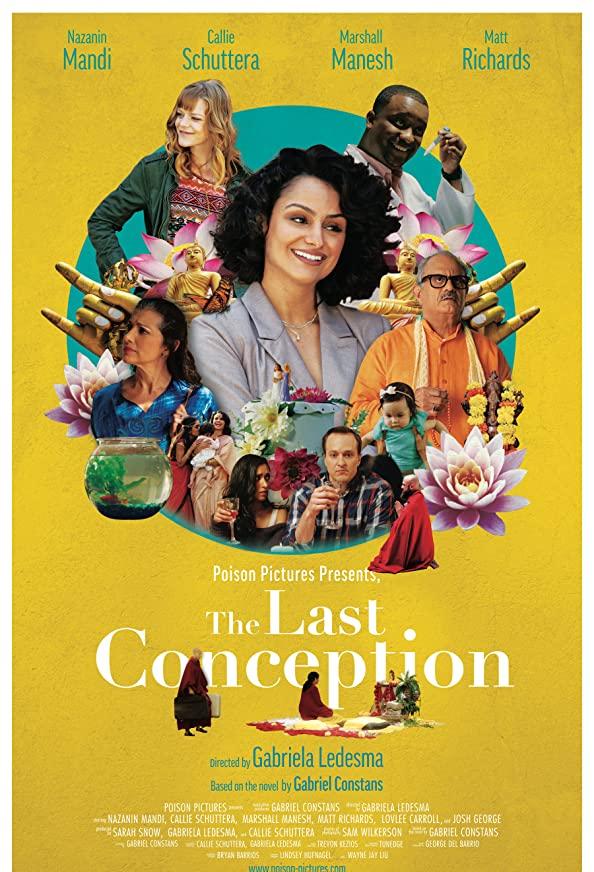 The Last Conception kapak