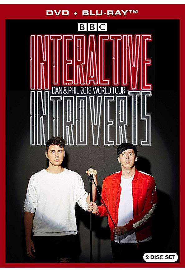 Interactive Introverts kapak