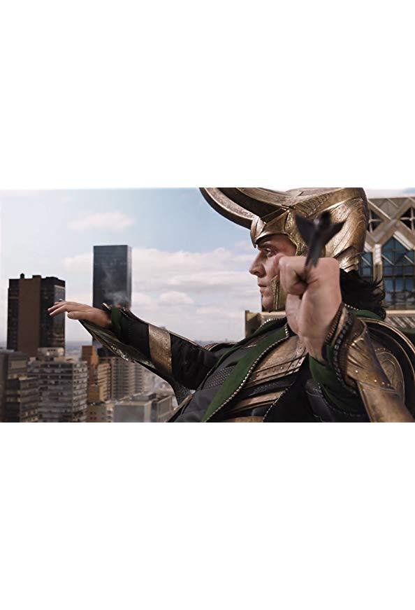 Untitled Loki TV Series (TV Series) kapak