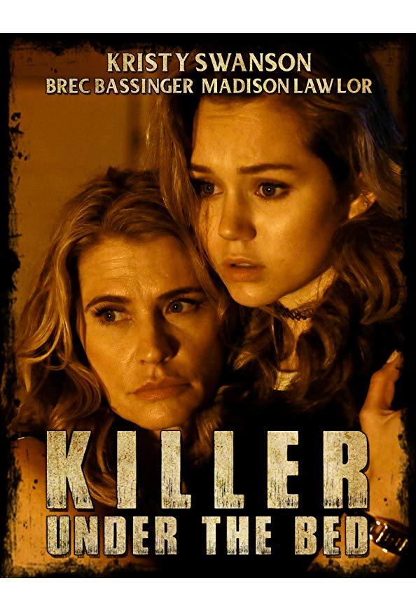Killer Under the Bed kapak