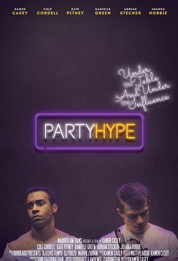 Party Hype kapak